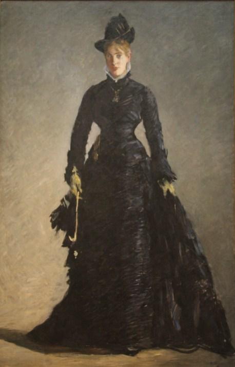 Photo of Edouard Manet Parisian Lady