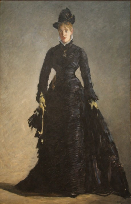 Photo of Edouard Manet Parisian Lady