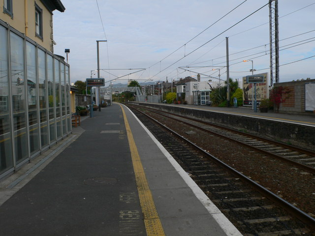 Photo of Greystones Train Station
