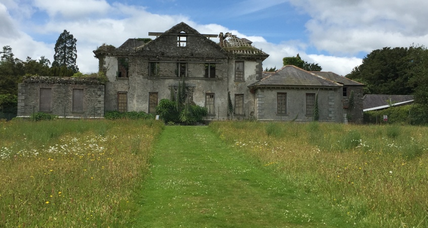 Kilmacurragh House and Meadows