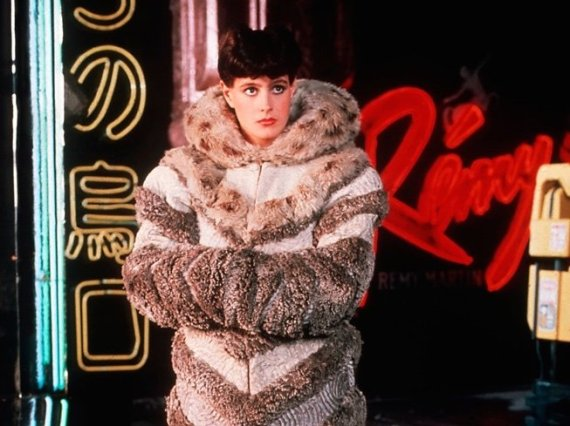 Sean Young in Blade Runner