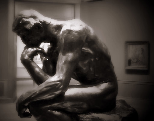Photo of Rodins - The Thinker