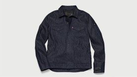 Levis Commuter Jacket with Jacquard Technology