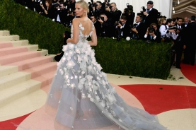 Data-Driven 'Cognitive Dress' at the Met Gala May 2016