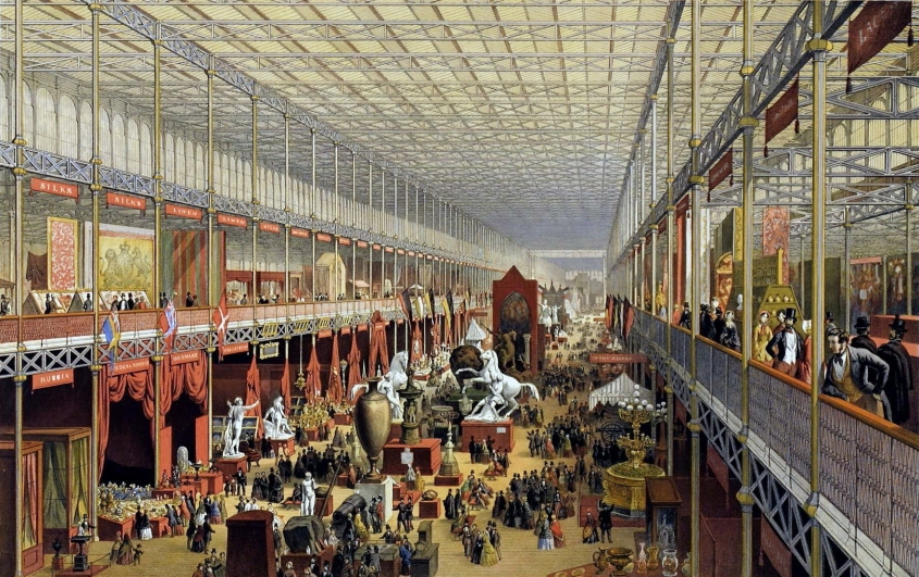 Photo of Crystal Palace - the interior.
