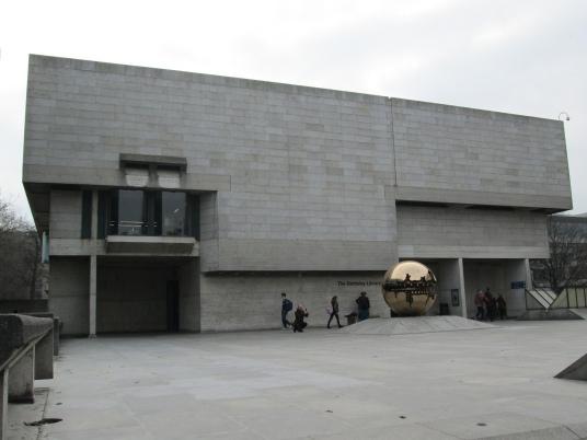 Berkeley Library, Trinity College Dublin
