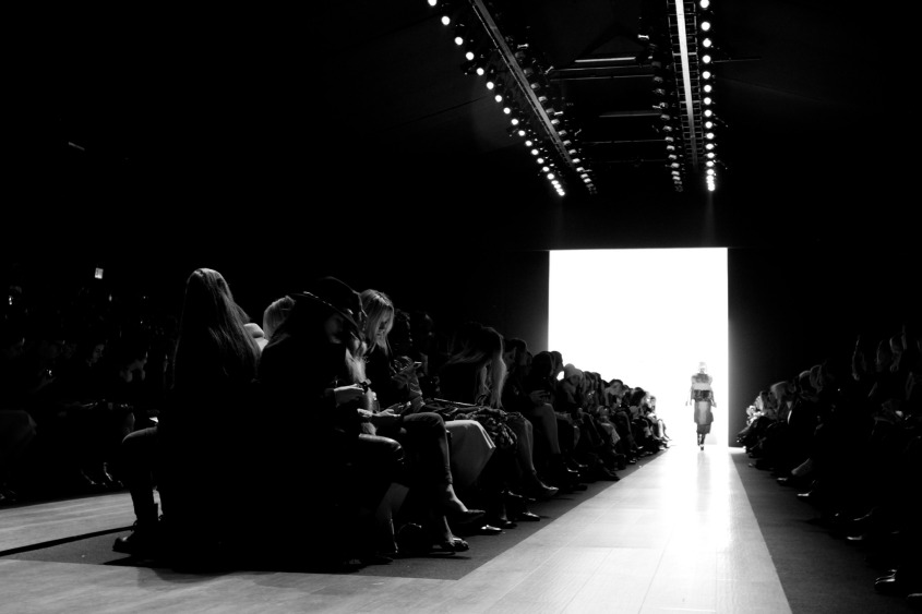 Photo of New York Fashion Show