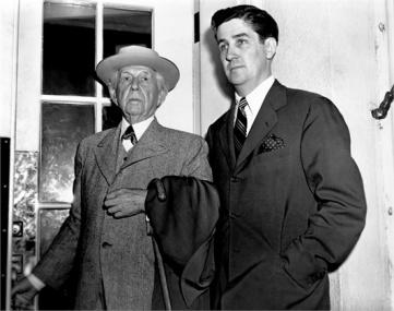 Frank Lloyd Wright and Robert Richman