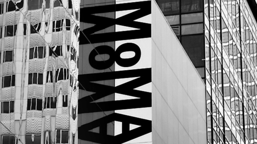 The Museum of Modern Art (MoMA in New York)