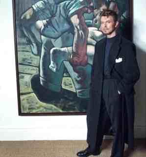 David Bowie in 1994