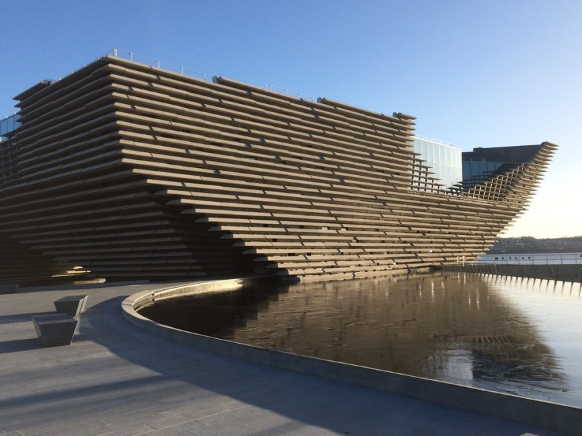 V A Museum of Design Dundee