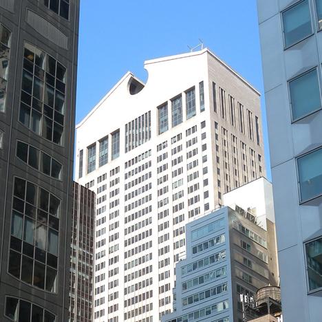 AT and T Skyscraper