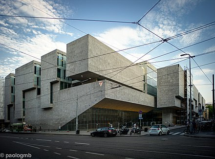 Bocconi University in Milan