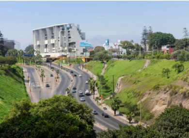 University of Engineering and Technology in Lima