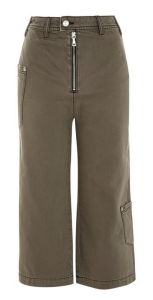 Wide Trousers on Pennzer