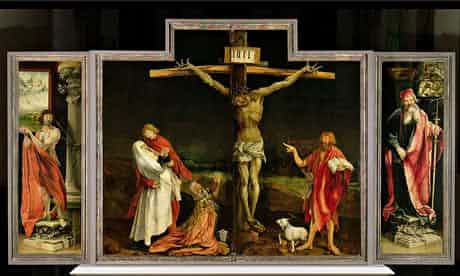 Matthias Grunewald The Crucifixion
