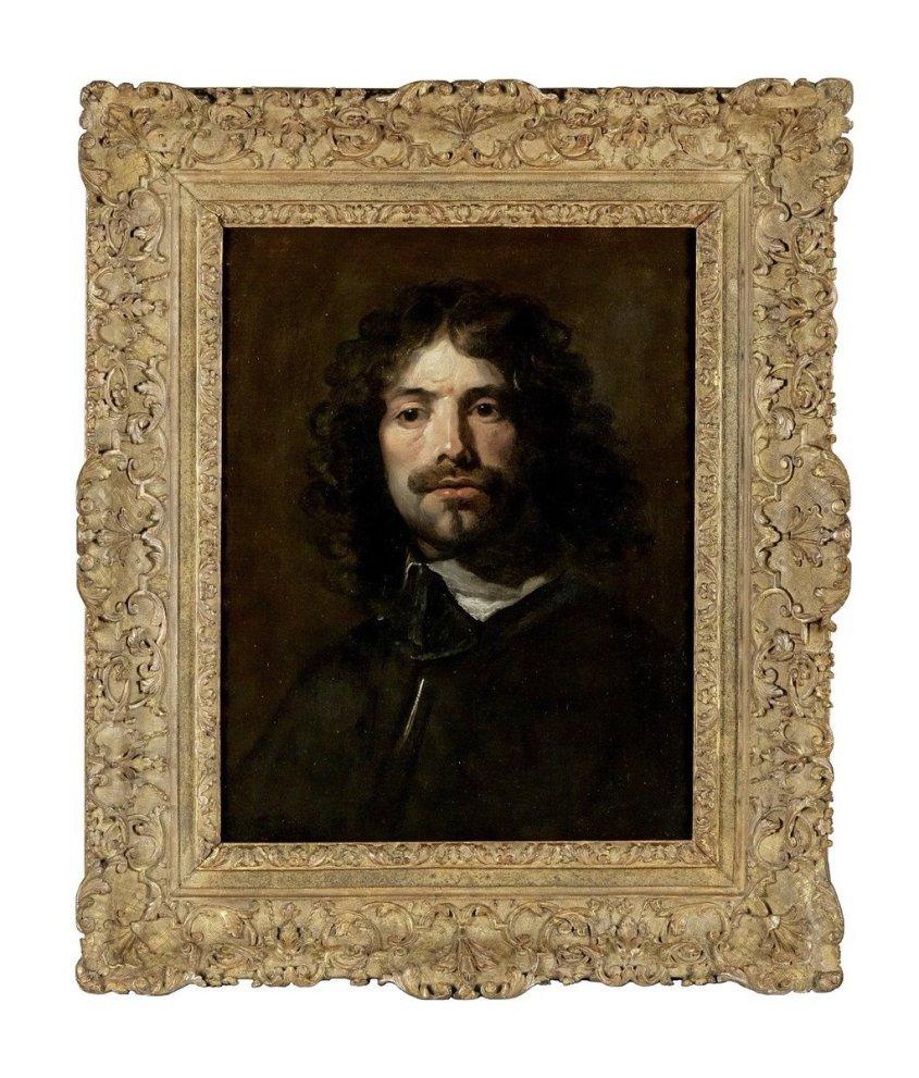 William Dobson's Portrait of the Artist